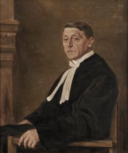 Portret van Johannes Godfried de Jongh (1872-1925)