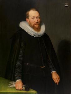 Portret van Arent Jacobsz. van der Graeff (1557-1642)
