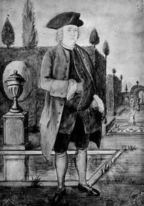 Portret van Guillaume Hubert d'Aumerie (1677-....)