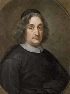 Portret van abt Giovanni Francesco Raimondi (1618-1679)