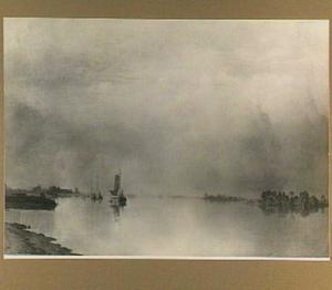 Gezicht op de IJssel