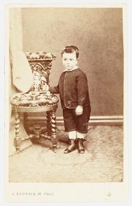 Portret van Willem Frederik Hiddingh (1865-1928)