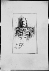 Portret van Guillaume Charles Snouckaert van Schauburg (1860-1945)