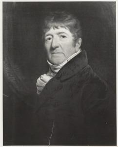Portret van Maurits Hendrik Christiaan Herminghausen (1741-1836)
