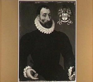Portret van Jan Wyts