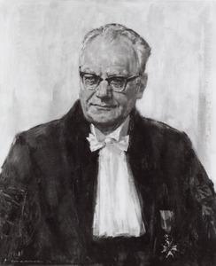 Portret van Cornelis Frans Adolf van Dam (1899-1972)