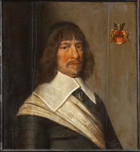 Portret van Isaac de Perponcher (1572-1656)