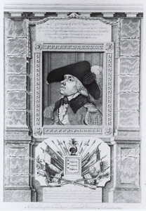 Portret van Cornelis Govert Visscher (1764-1787)