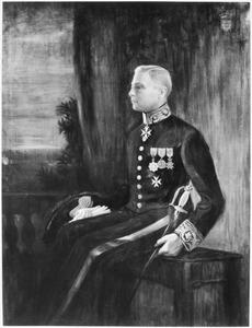 Portret van Justinus Egbertus Hendericus van Nagell (1882-1963)