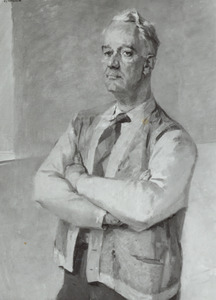 Portret van Ernest Pieter Coenraad Vrijberghe de Coningh (1898-1963)
