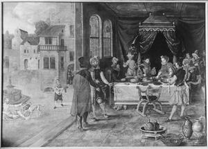 Lazarus en de rijke man (Lucas 16:19-31)