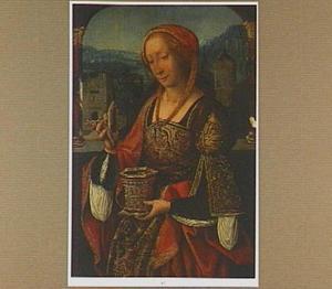 De H. Maria Magdalena met de zalfpot