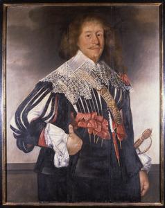 Portret van Dirck van Nuyssenborgh (1599-1677)