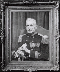 Portret van Arthur Vos (1877-1964)