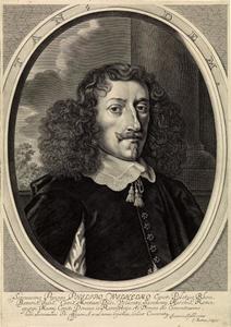 Portret van Philipp Wilhelm von der Pfalz (1615-1690), later keurvorst van de Palts