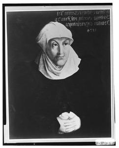 Portret van Juliana van Stolberg (1506-1580)