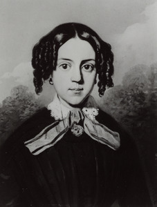 Portret van Egberdina Maria van Schaick (1833-1853)