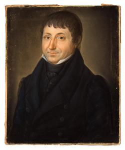 Portret van Theodoor Driessen (1787/1788-1842)
