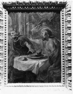 Jupiter en Lycaon (Ovidius, Metamorfosen, I, 207-243)