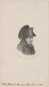 Portret van Hidde Heeremiet (1756-1821)
