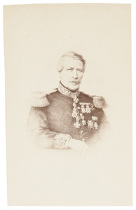 Portret van Joannes Josephus van Mulken (1796-1879)