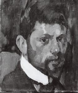 Portret van Felicien Bobeldijk (1876-1964)