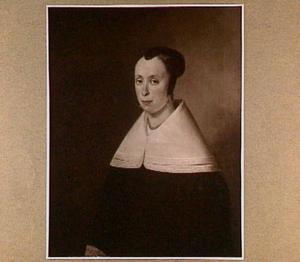 Portret van een vrouw, mogelijk Annetje van Couwenberg van Beloys