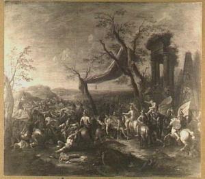 Alexander de Grote en Porus