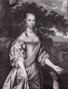 Portret van Jacomina Teding van Berkhout (1645-1711)