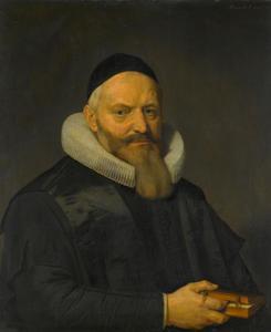 Portret van Antonius de Wale (1573-1639)