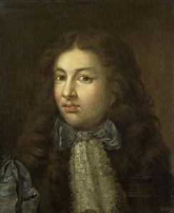 Portret van Theodoor Netscher (1661-1732)