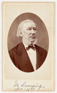 Portret van Lamping