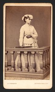 Portret van Johanna Adriana van Fridagh (1853-1933)