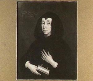 Portret van Martha Horton