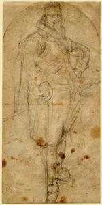 Portret van Christiaan IV (1577-1648), koning van Denemarken