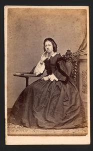 Portret van Henriette Margaretha van Gendt (1837-1916)