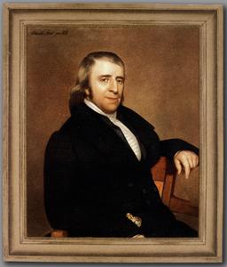 Portret van Hendrik Brandt (1776-1852)