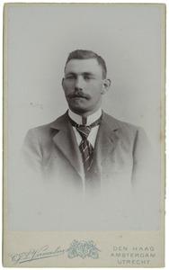 Portret van Johannes Pieter Cornelis de Niet (1873-1961)