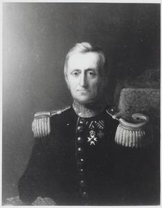 Portret van William Archibald Bake (1783-1843)