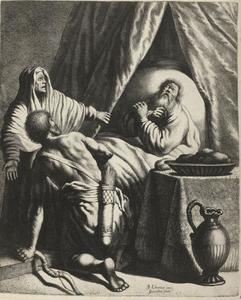 Ezau en Isaac