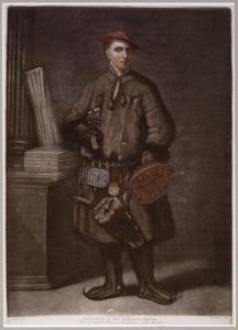 Portret van Carolus Linneaus (1707-1778)