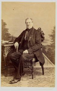 Portret van Joost Taets van Amerongen (1802-1872)