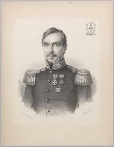 Portret van Carel Paul Amarant de Salis Soglio Mayenfeld (1800-1871)