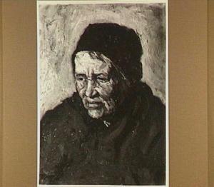Oude vrouw Hanne