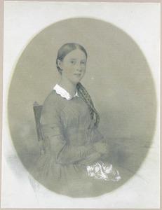 Portret van Alexine Tinne (1835-1869)