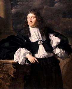 Portret van een man, mogelijk Willem Muilman (1628-?)
