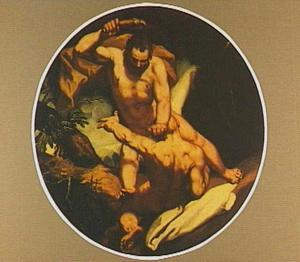 Hercules doodt Cacus