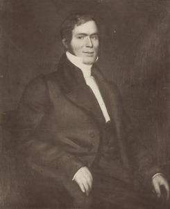 Portret van Nicolaas Rudolph Guichart (1789-1850)