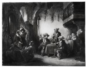 Een wachtkamer