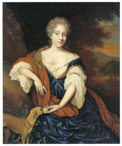 Portret van mogelijk Anna Catharina Sohier de Vermandois